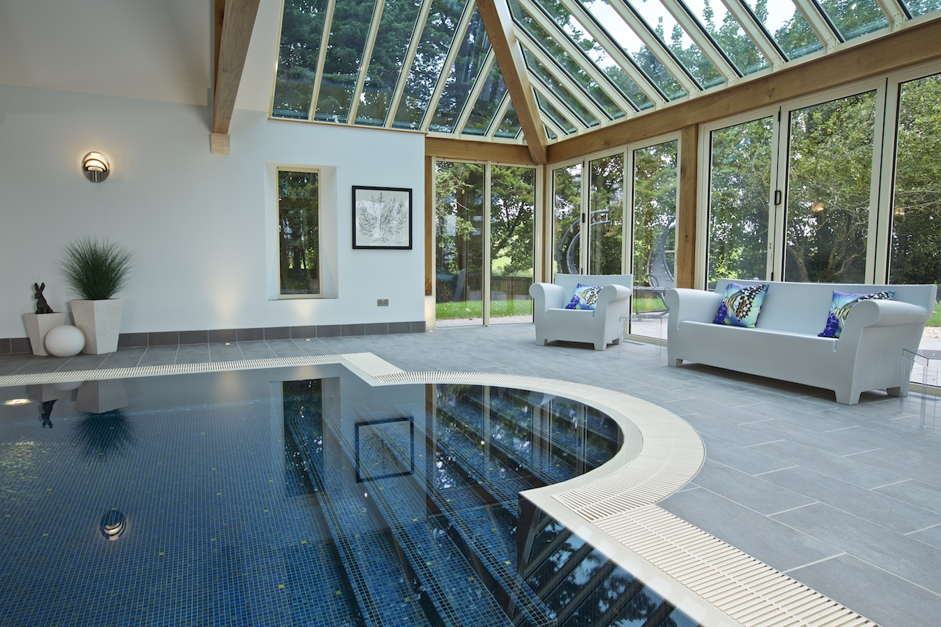 Exceptional Indoor Swimming Pools