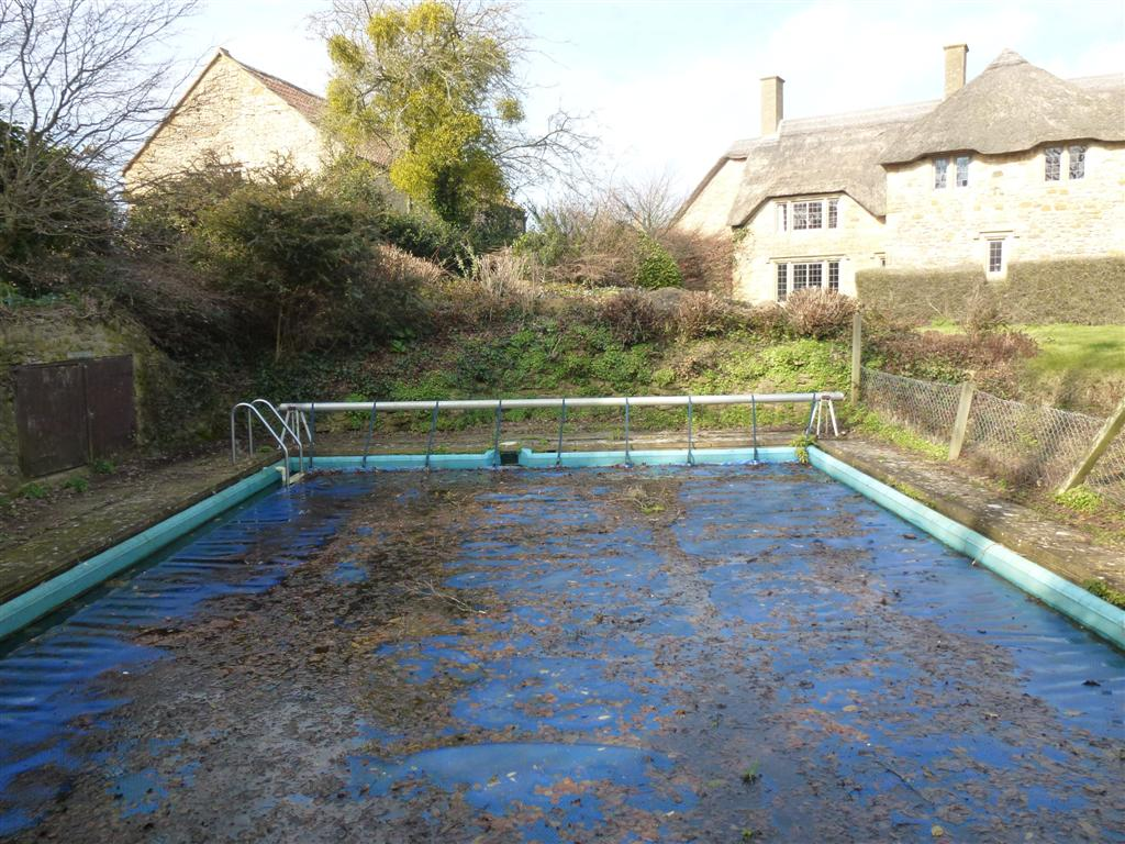A neglected pool