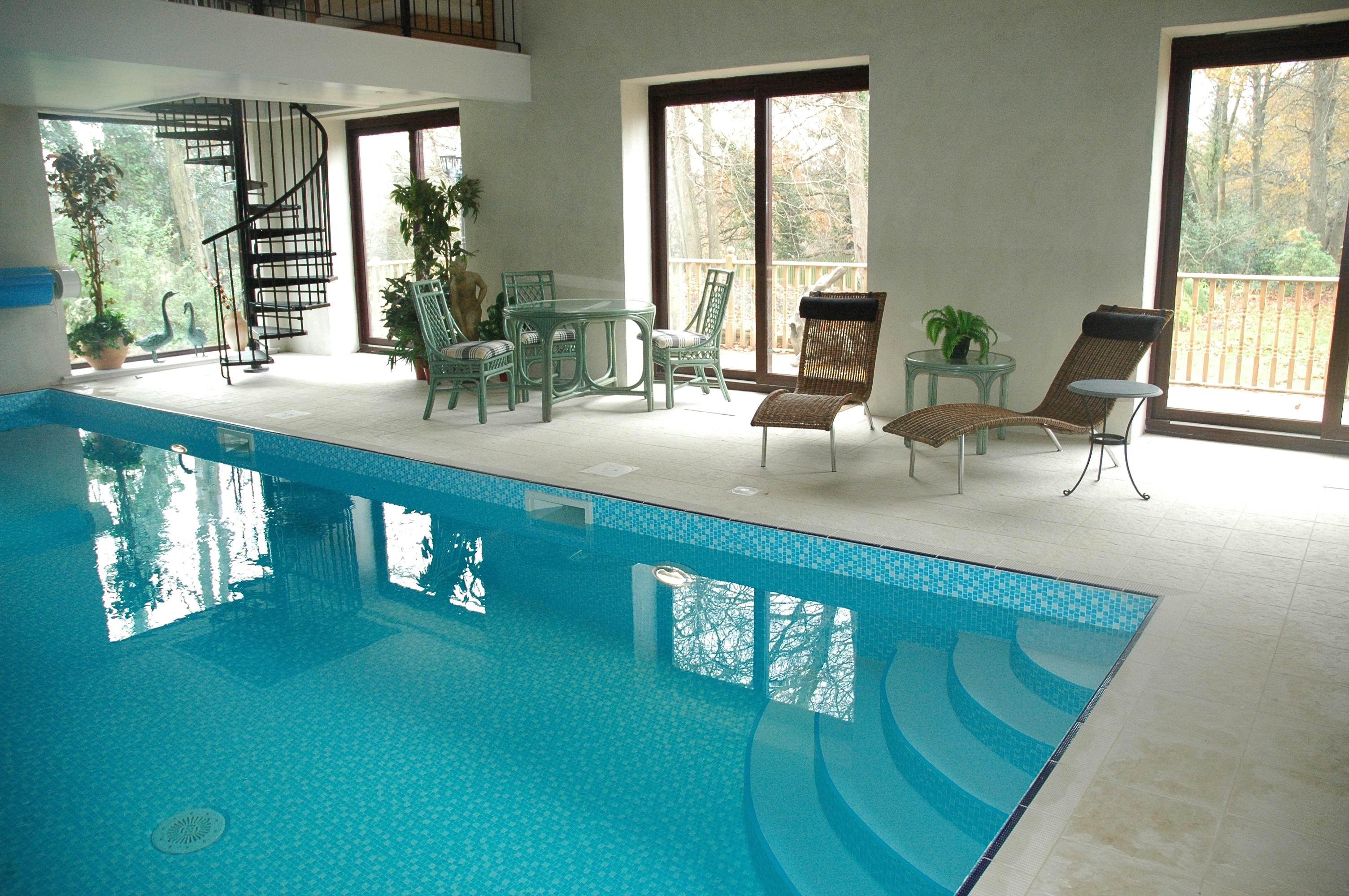 Pool and room good
