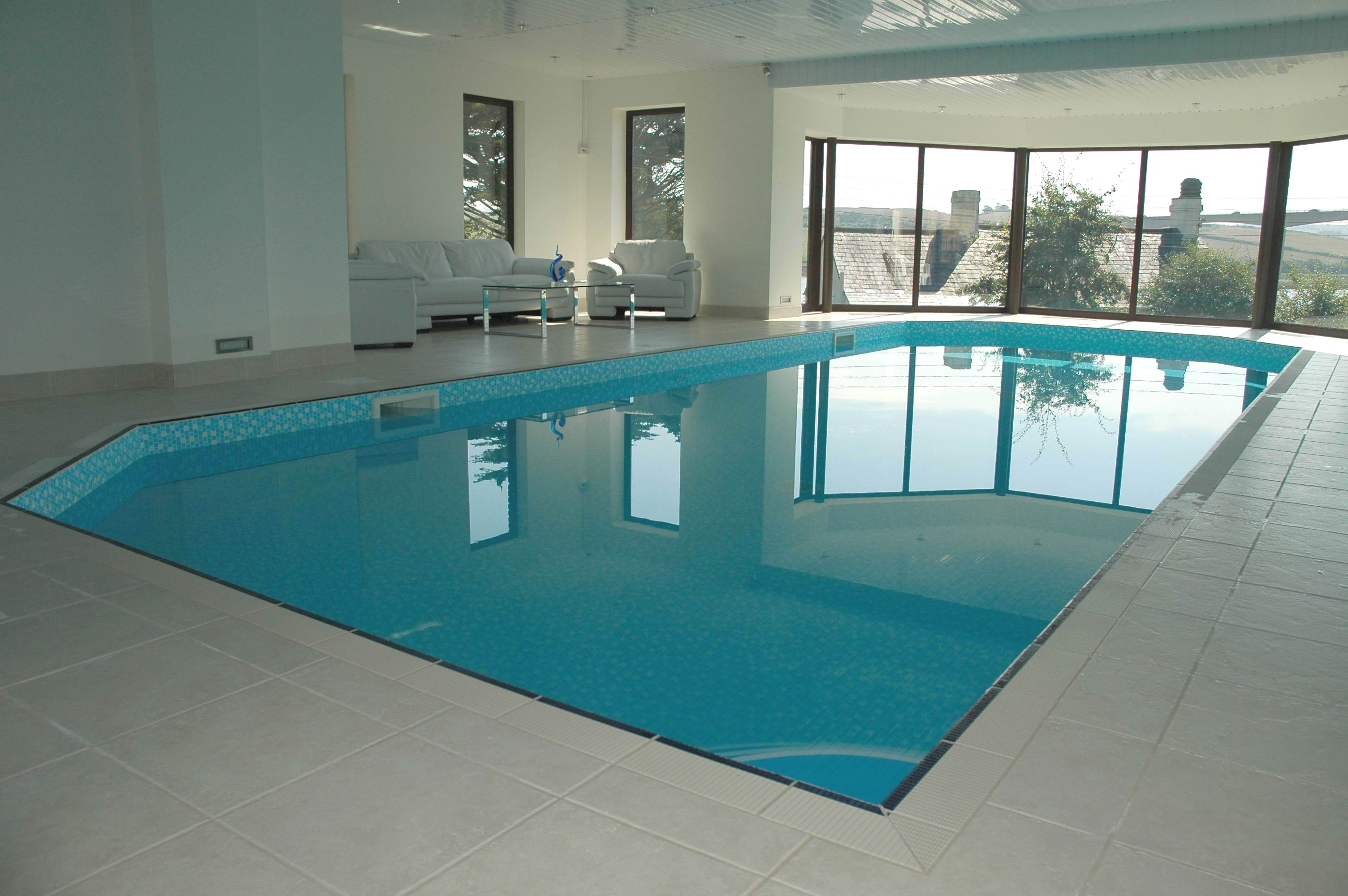 Pool towards windows lighter